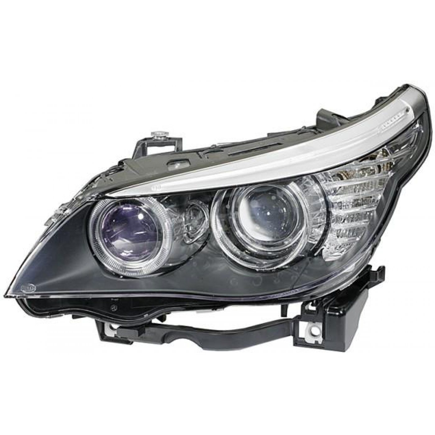 Hella Bi Xenon Right Headlight Bmw E60 E61 From 04 2007